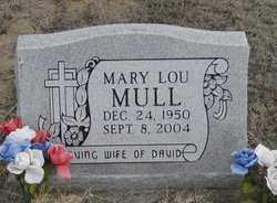 MULL, MARY LOU - Morrill County, Nebraska | MARY LOU MULL - Nebraska Gravestone Photos