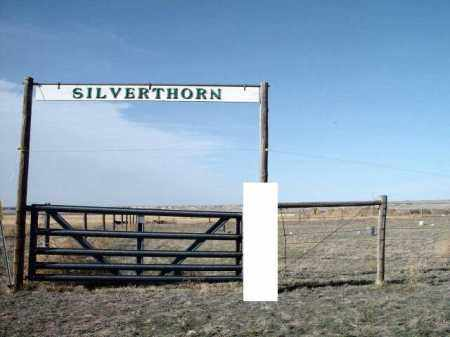 *SILVERTHORN CEMETERY, ENTRANCE - Morrill County, Nebraska | ENTRANCE *SILVERTHORN CEMETERY - Nebraska Gravestone Photos