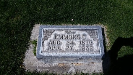 VIVIAN, EMMONS C - Morrill County, Nebraska | EMMONS C VIVIAN - Nebraska Gravestone Photos