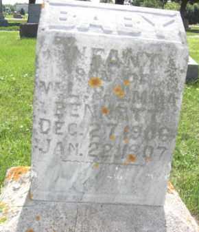 BENNETT, BABY - Nance County, Nebraska | BABY BENNETT - Nebraska Gravestone Photos