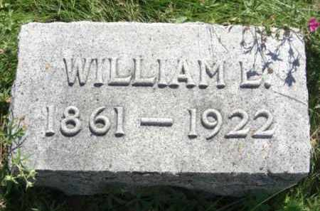 BENNETT, WILLIAM L. - Nance County, Nebraska | WILLIAM L. BENNETT - Nebraska Gravestone Photos