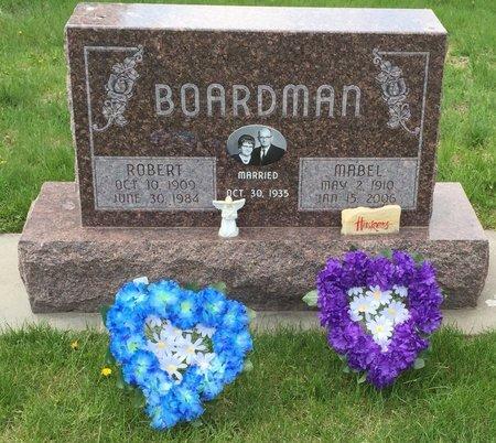 BOARDMAN, ROBERT - Nance County, Nebraska | ROBERT BOARDMAN - Nebraska Gravestone Photos