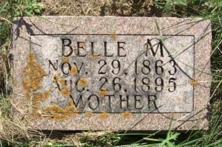 CUNNINGHAM, BELLE M. - Nance County, Nebraska | BELLE M. CUNNINGHAM - Nebraska Gravestone Photos
