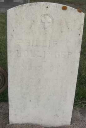 HOLLINGER, PHILLIP C. - Nance County, Nebraska | PHILLIP C. HOLLINGER - Nebraska Gravestone Photos
