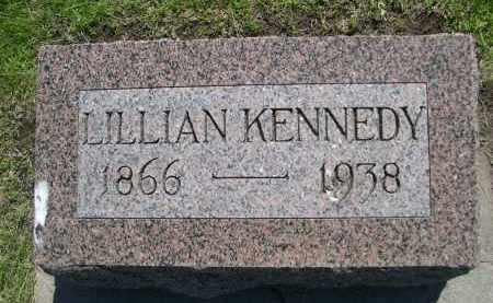 KENNEDY, LILLIAN - Nance County, Nebraska | LILLIAN KENNEDY - Nebraska Gravestone Photos