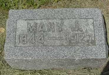 THOMPSON MORRISON, MARY JANE - Nance County, Nebraska   MARY JANE THOMPSON MORRISON - Nebraska Gravestone Photos
