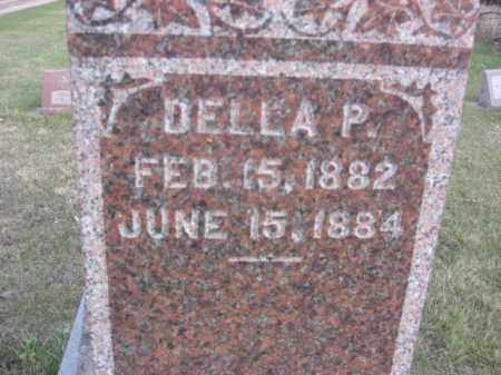 PEPPER, DELLA P. - Nance County, Nebraska | DELLA P. PEPPER - Nebraska Gravestone Photos
