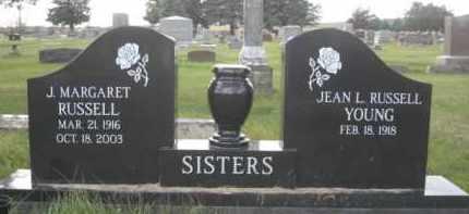 RUSSELL YOUNG, JEAN L. - Nance County, Nebraska | JEAN L. RUSSELL YOUNG - Nebraska Gravestone Photos