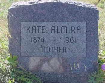 RUSSELL, KATE ALMIRA - Nance County, Nebraska | KATE ALMIRA RUSSELL - Nebraska Gravestone Photos