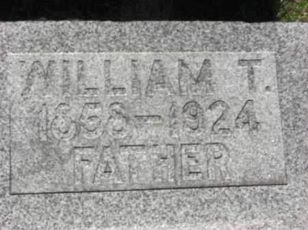 RUSSELL, WILLIAM THOMAS - Nance County, Nebraska | WILLIAM THOMAS RUSSELL - Nebraska Gravestone Photos