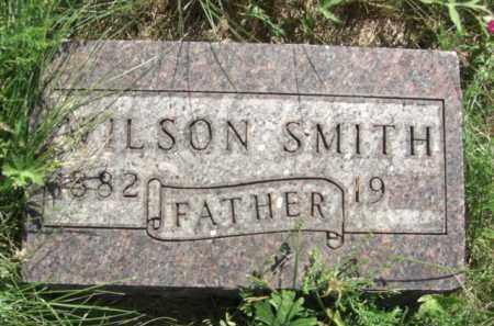 SMITH, WILSON - Nance County, Nebraska   WILSON SMITH - Nebraska Gravestone Photos