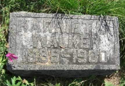 WALKER, HARRIET J. - Nance County, Nebraska | HARRIET J. WALKER - Nebraska Gravestone Photos