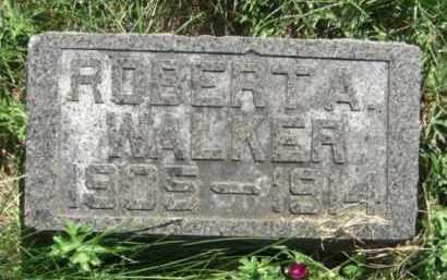 WALKER, ROBERT ALLEN - Nance County, Nebraska | ROBERT ALLEN WALKER - Nebraska Gravestone Photos