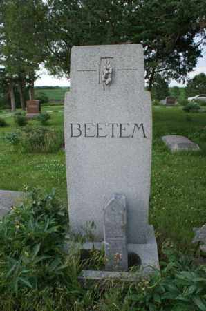 BEETEM, FAMILY - Otoe County, Nebraska | FAMILY BEETEM - Nebraska Gravestone Photos