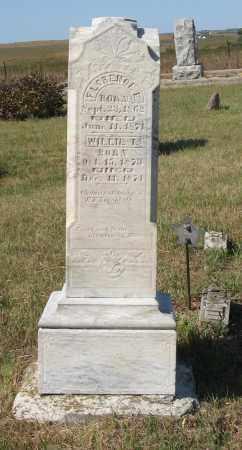 BRECHBILL, FLORENCE E. - Otoe County, Nebraska | FLORENCE E. BRECHBILL - Nebraska Gravestone Photos