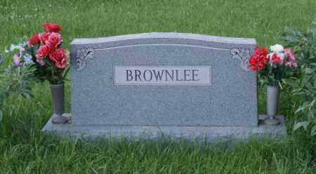 BROWNLEE, FAMILY - Otoe County, Nebraska | FAMILY BROWNLEE - Nebraska Gravestone Photos