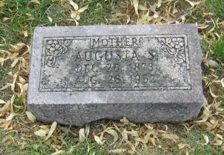 SCHROEDER BRUGMANN, AUGUSTA - Otoe County, Nebraska | AUGUSTA SCHROEDER BRUGMANN - Nebraska Gravestone Photos