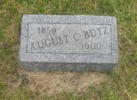 BUTZ, AUGUST - Otoe County, Nebraska   AUGUST BUTZ - Nebraska Gravestone Photos