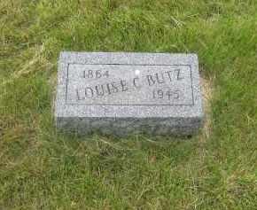 DAMME BUTZ, LOUISA (LOUISE) - Otoe County, Nebraska | LOUISA (LOUISE) DAMME BUTZ - Nebraska Gravestone Photos