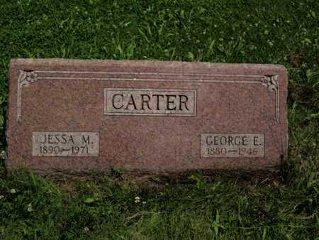 ALLEN CARTER, JESSA MAUDE - Otoe County, Nebraska   JESSA MAUDE ALLEN CARTER - Nebraska Gravestone Photos