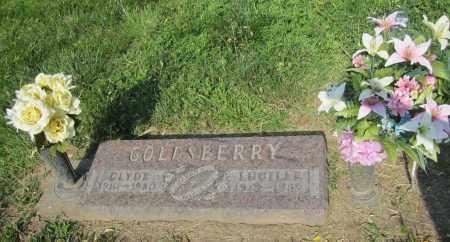 PARKER GOLDSBERRY, LUCILLE - Otoe County, Nebraska | LUCILLE PARKER GOLDSBERRY - Nebraska Gravestone Photos