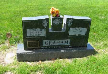 GARDNER GRAHAM, GRACE - Otoe County, Nebraska | GRACE GARDNER GRAHAM - Nebraska Gravestone Photos