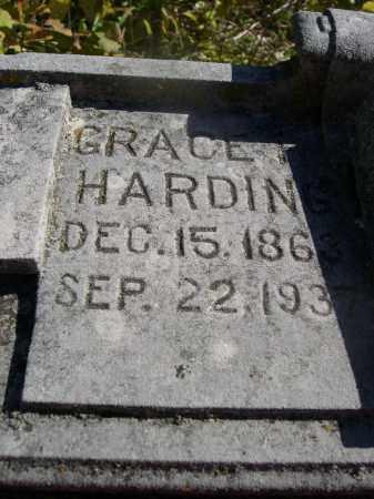HARDIN, GRACE - Otoe County, Nebraska | GRACE HARDIN - Nebraska Gravestone Photos