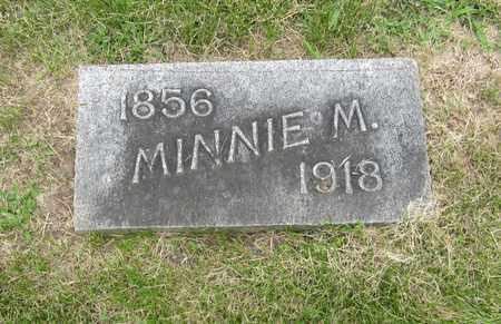 KREGEL, MINNIE M. - Otoe County, Nebraska | MINNIE M. KREGEL - Nebraska Gravestone Photos