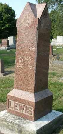 LEWIS, FAMILY - Otoe County, Nebraska | FAMILY LEWIS - Nebraska Gravestone Photos