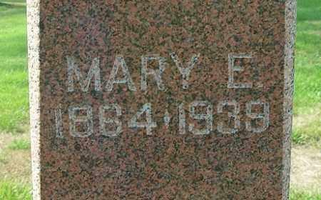 LEWIS, MARY E. - Otoe County, Nebraska   MARY E. LEWIS - Nebraska Gravestone Photos