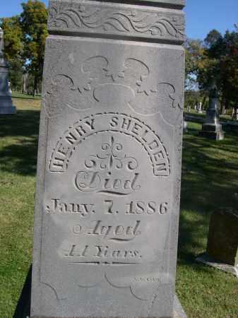 SHELDEN, HENRY - Otoe County, Nebraska   HENRY SHELDEN - Nebraska Gravestone Photos