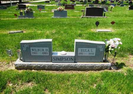 SIMPSON, WILBUR H. - Otoe County, Nebraska | WILBUR H. SIMPSON - Nebraska Gravestone Photos