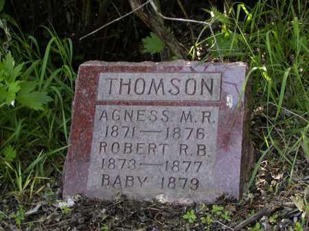 THOMSON, BABY - Otoe County, Nebraska | BABY THOMSON - Nebraska Gravestone Photos
