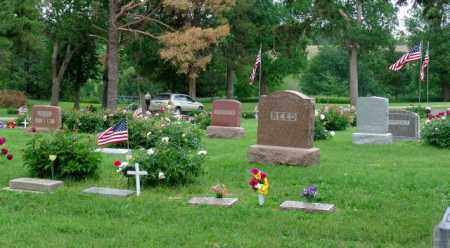 *DOUGLAS ROSEHILL CEMETERY, VIEW OF - Otoe County, Nebraska | VIEW OF *DOUGLAS ROSEHILL CEMETERY - Nebraska Gravestone Photos