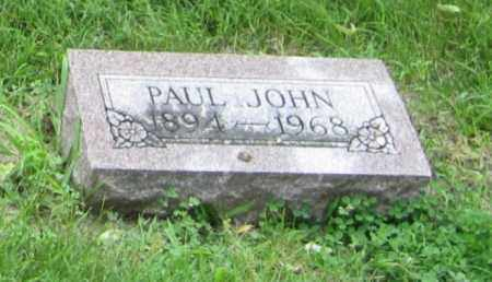 WURTELE, PAUL JOHN - Otoe County, Nebraska | PAUL JOHN WURTELE - Nebraska Gravestone Photos