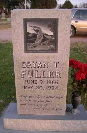 FULLER, BRYAN T. - Perkins County, Nebraska | BRYAN T. FULLER - Nebraska Gravestone Photos