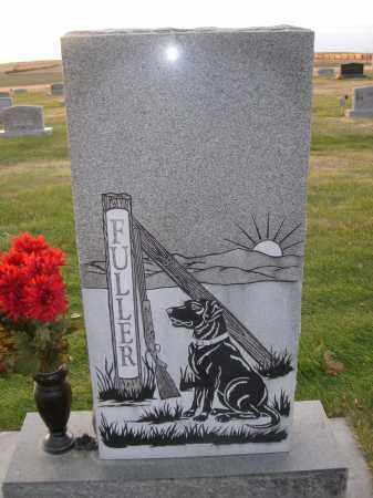 FULLER, BRYAN T. - Perkins County, Nebraska   BRYAN T. FULLER - Nebraska Gravestone Photos