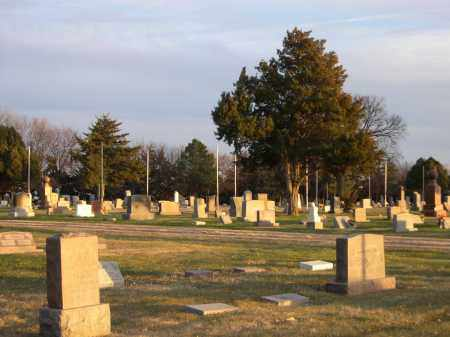 *GRANT FAIRVIEW CEMETERY, VIEW OF - Perkins County, Nebraska | VIEW OF *GRANT FAIRVIEW CEMETERY - Nebraska Gravestone Photos