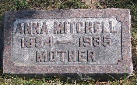 ADAMS, ANNA - Pierce County, Nebraska   ANNA ADAMS - Nebraska Gravestone Photos