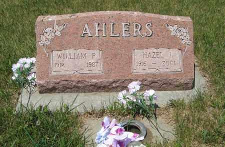 AHLERS, HAZEL I. - Pierce County, Nebraska | HAZEL I. AHLERS - Nebraska Gravestone Photos