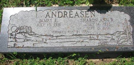 ANDREASEN, SHARON ANN R. - Pierce County, Nebraska | SHARON ANN R. ANDREASEN - Nebraska Gravestone Photos