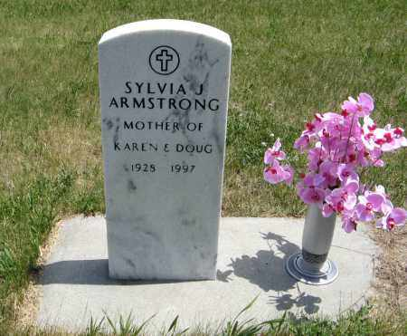 ARMSTRONG, SYLVIA J. - Pierce County, Nebraska | SYLVIA J. ARMSTRONG - Nebraska Gravestone Photos