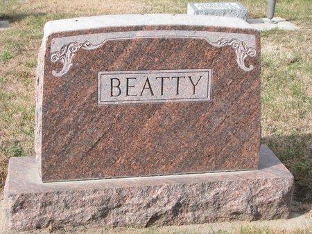 BEATTY, *FAMILY MONUMENT - Pierce County, Nebraska | *FAMILY MONUMENT BEATTY - Nebraska Gravestone Photos