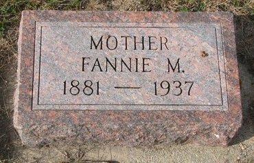 BEATTY, FANNIE MAY - Pierce County, Nebraska | FANNIE MAY BEATTY - Nebraska Gravestone Photos