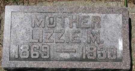 WEYHRICH, LIZZIE M. - Pierce County, Nebraska   LIZZIE M. WEYHRICH - Nebraska Gravestone Photos