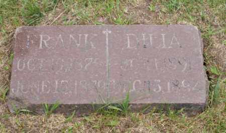 ANDERSON, DILIA - Platte County, Nebraska | DILIA ANDERSON - Nebraska Gravestone Photos