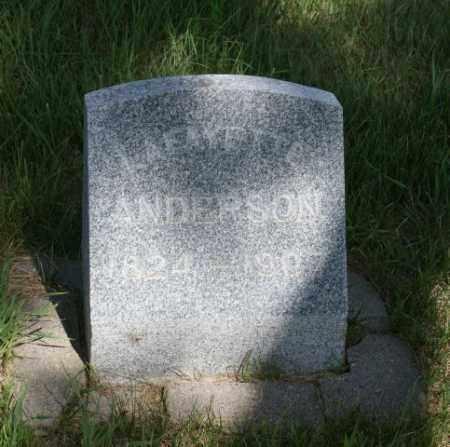 ANDERSON, LAFAYETTE - Platte County, Nebraska | LAFAYETTE ANDERSON - Nebraska Gravestone Photos