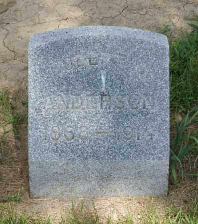 ANDERSON, ROBERT - Platte County, Nebraska   ROBERT ANDERSON - Nebraska Gravestone Photos