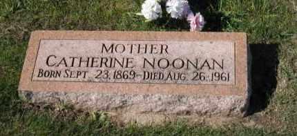 NOONAN, CATHERINE - Platte County, Nebraska | CATHERINE NOONAN - Nebraska Gravestone Photos