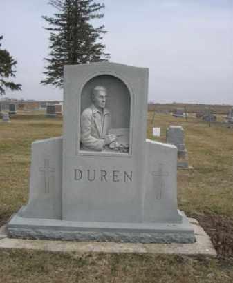 DUREN, FAMILY - Polk County, Nebraska   FAMILY DUREN - Nebraska Gravestone Photos